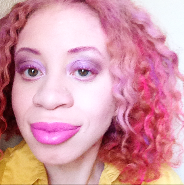 Diy Lilac Pink Ombre Hair J Renee